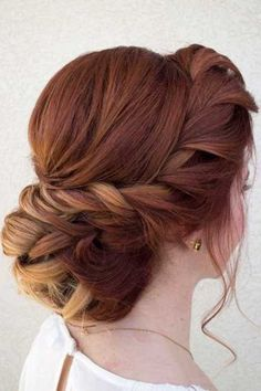 21 hottest bridesmaids hairstyles hair and make up by steph 4