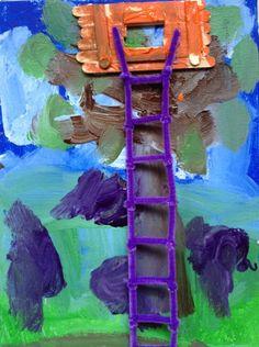 Magic Tree House Art Activity
