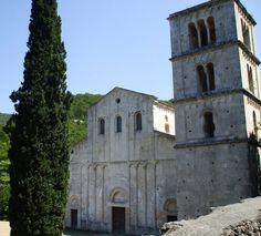 San Liberatore a Maiella abbey, Serramonacesca, Abruzzo, Italy