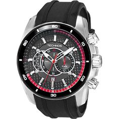 1db4b00f9b0 Relógio Masculino Technos OS21AH 8C Performance Esportivo Analógico no  Shoptime