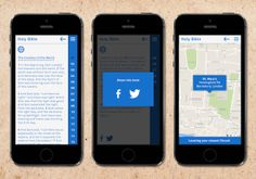 Design Studio Reimagines The Bible As An App