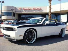Customized Dodge Challenger