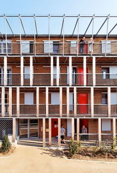 Gallery of 49 Social Housing Estates / BROISSAND arch - 4