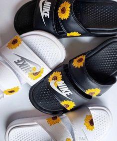Nike Badeschuhe Kawa Slide Damen pinkorange