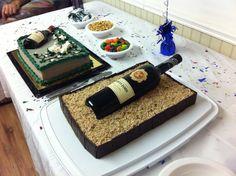 Gâteau pour Mel et Stéph