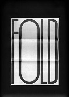 """build-built-built: """" UM / Fold / exhibition / Hasselt / 2012 """""""