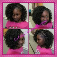 Cute Style! - http://www.blackhairinformation.com/community/hairstyle-gallery/kids-hairstyles/cute-style-6/ #kidshairstyles