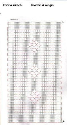 crochet bracelet heart chart also has a fair few filet charts if you click the link in the right hand tray - PIPicStats Filet Crochet Charts, Crochet Diagram, Crochet Motif, Crochet Doilies, Crochet Patterns, Crochet Carpet, Crochet Home, Diy Crochet, Crochet Table Runner Pattern