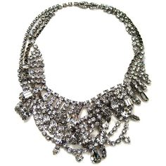 TOM BINNS 'Dumont' classic necklace ($1,350) ❤ liked on Polyvore