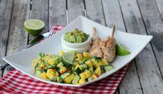 Summer Recipes, Guacamole, Potato Salad, Mango, Potatoes, Summer Food, Ethnic Recipes, Manga, Summer