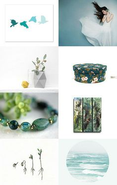 June finds! ♥ by Ilona Rudolph on Etsy--Pinned with TreasuryPin.com