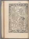 e v verso (seq. 8) of the 1487 Divine Comedy; gorgeous cuts! but where's the rest of the book?
