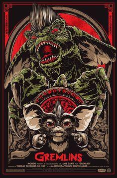 """Ken Taylor - """"Gremlins"""" 1st Edition - 2011"""