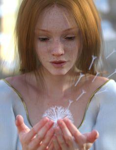 Dandelion by audioslave74.deviantart.com on @DeviantArt