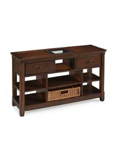 Tanner Casual Retreats Rectangular Sofa Table
