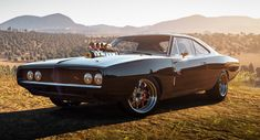 1970 DODGE CHARGER R/T This iconic muscle car from the 70s has already made an appearance thrice in the first, fourth and fifth installments of the series. Vin Diesel's character, Dominic Toretto's favourite ride will be seen jumping off a plane along with four other cars.