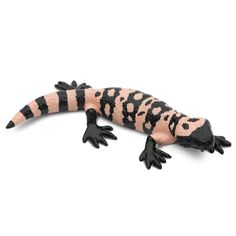 Gila Monster's are awesome creatures. This is a Gila Monster figure that is produced by Safari. They're know for making high quality figures of animals, insects, and things related to the natural worl