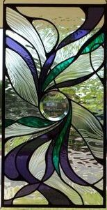 Stained Glass Window #StainedGlassMirror