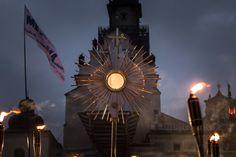 Adoration in Poland, Częstochowa, Jasna Góra