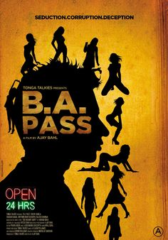 Extra Large Movie Poster Image for B.A. Pass