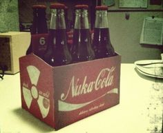Nuka-Cola from Fallout.