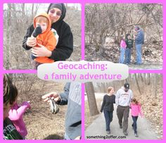 """Geocaching is an outdoor sporting activity in which the participants use a Global Positioning System (GPS) receiver or mobile device[2] and..."