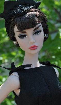 Poppy Beautiful Barbie Dolls, Pretty Dolls, Fashion Royalty Dolls, Fashion Dolls, Glamour Dolls, Poppy Parker, Guys And Dolls, Doll Face, Blythe Dolls