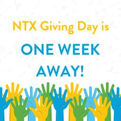 NEXT WEEK (9/23)! Support ICR's scientific research, creation museum, and educational events on North Texas Giving Day. A gift of any amount WILL make a difference. We're thankful for YOU!