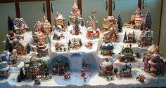 Susan's North Pole Display