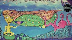 Y en la brisa despierta... Aurora #MadeInMDQ #MardelPlata #MDQ #ArteCallejero