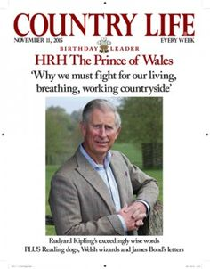 NEW ISSUE COUNTRY LIFE 11.11.15 PRINT ARRIVED 11.11.15