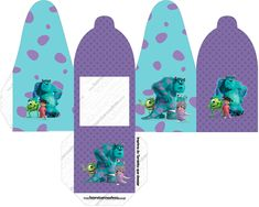 Monster University Party, Monster Party, Birthdays, Kids Rugs, Html, Birthday Ideas, Printables, Fictional Characters, Box