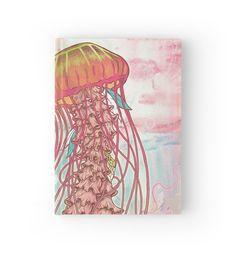 « Jellyfish », Cahiers à spirale par MatMiller | Redbubble