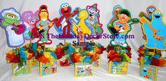 DIY small 12 Rockin Roll #Sesame Street by #PinkyandBlueBoyParty, $10.00