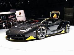 Lamborghini Centenario - Geneva Motor Show
