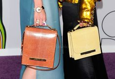 the row purses.