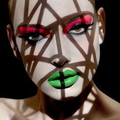 Cross colors Photographer: Alvarez Vincent Website:www.alvarezvincent.com Makeup/Model: Unknown