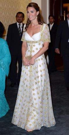 Princess Kate....amazing dress