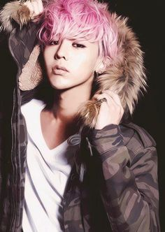 i want that pink hair