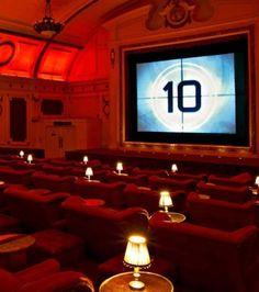 L'Electric Cinema, Notting Hill, Royaume Uni