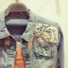 Bershka Spain Fashion, Fashion Outfits, Womens Fashion, Favorite Things, Denim, Chic, My Style, Blouse, Jeans