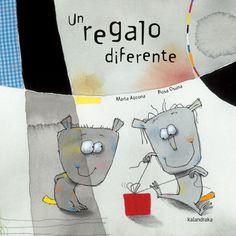 Un regalo diferente   Marta Azcona (Autora), Rosa Osuna (Ilustradora)   Ed. Kalandraka    +3 años   Es el cumpleaños de Marcel y ha ...