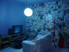 Sala de estar (e sentir), 2012.