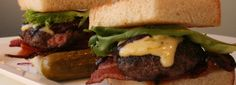 There's lamb, there's bacon, there's black truffles. How could anyone go wrong with this week's appetizer special? Two lamb sliders on Texas toast with bacon, mixed greens, blackberry sauce and Briana black truffle cheese for $7. Get your fill before Friday! Truffle Cheese, Blackberry Sauce, Restaurant Specials, Texas Toast, Black Truffle, Truffles, Hamburger, Fill, Truffle