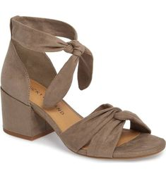 Main Image - Lucky Brand Xaylah Ankle Strap Sandal (Women)