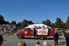 Veterans Day Parade in Huntsville, Al