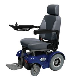 Everest Power Chair $1,699.00 FREE Shipping from uCan Health || The Everest CTR 1000 offers the power to go places, as well as the look to get you there in style. Graham-Field's ongoing innovation process, featured on the Everest line, helps you stay ahead of the competition. It's all about reaching the top in performance, quality and style. Available In Four Cowl Colors: Red, Black, Blue, Silver Black And Gray Seat Front (FWD) And Rear (RWD)Wheel Drive PG Drives Electronics Airless Wheels…