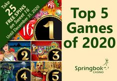 Play Casino, Most Played, Sweet 16, Games To Play, Slot, December, Africa, Names, Free
