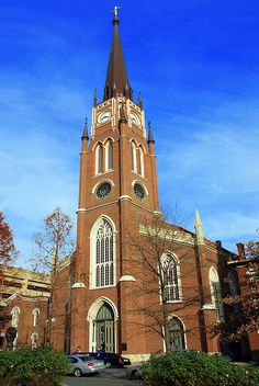 Kentucky   Assumption Catholic Cathedral in Louisville, KY - From your Trinity Stores crew.