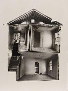 Arte y Arquitectura: Building Cuts, Gordon Matta Clark